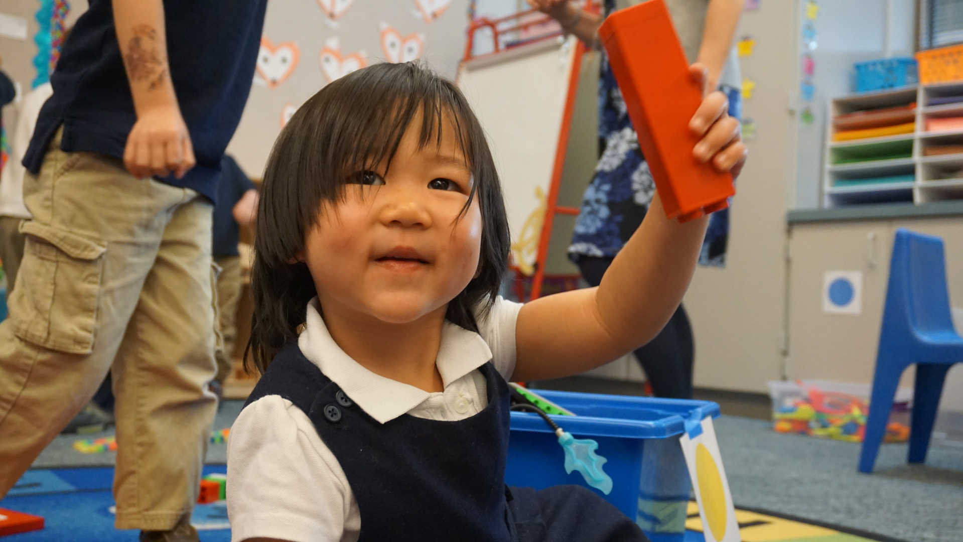 Pre-Primary School: Ages 3 and 4 - Ashbrook Independent School